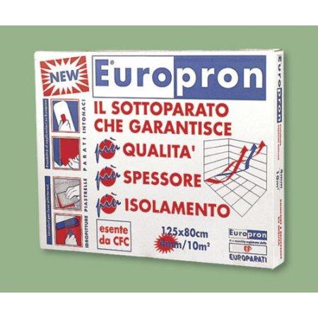 EUROPRON 4 MM POLISTIROLO