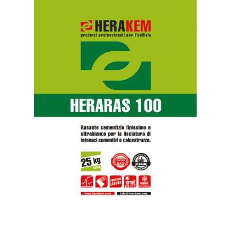 HERARAS 100 BIANCO KG.25...