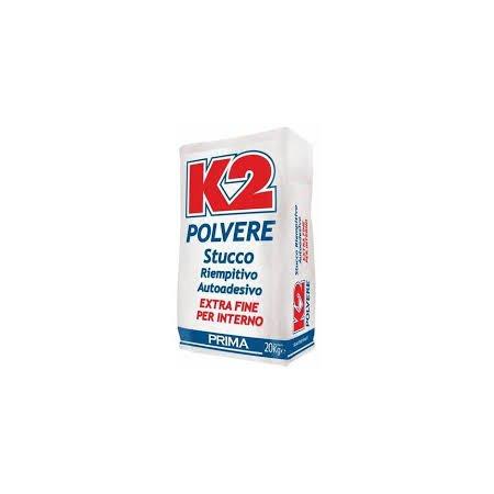K2 STUCCO IN POLVERE KG 20...