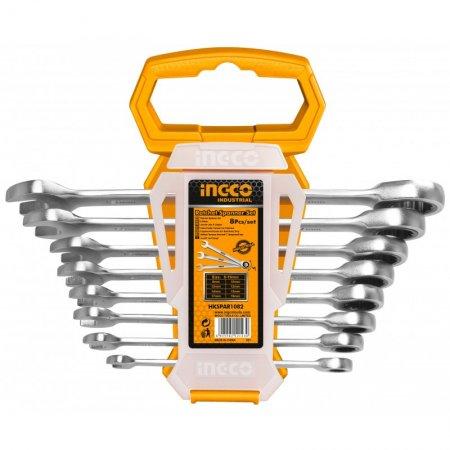 INGCO - SET 8 CHAVI...