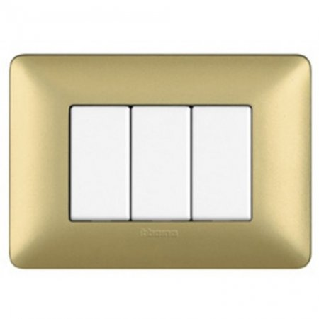 MATIX - PLACCA 3P GOLD