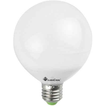 STD - GLOBO LED DECO 15W 2300V 2700°K  MARINO CRISTAL