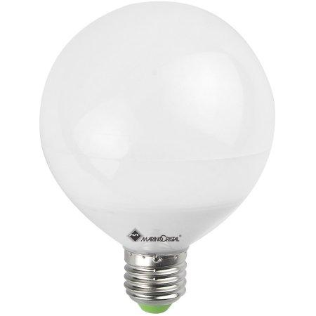 STD - GLOBO LED DECO 15W 2300V 6000°K  MARINO CRISTAL