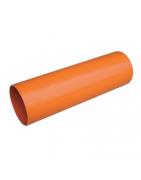 SCARICO PVC ARANCIO